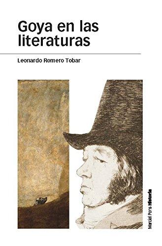 GOYA EN LAS LITERATURAS: 119 (Estudios)