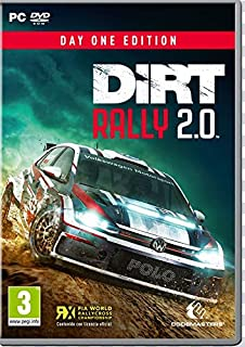 Codemasters - DiRT Rally 2.0 Day One Edition (PC) (B07HZGNT1P) | Amazon price tracker / tracking, Amazon price history charts, Amazon price watches, Amazon price drop alerts