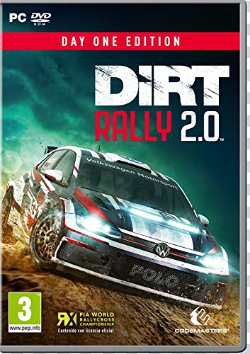 Codemasters - DiRT Rally 2.0 Day One Edition (PC)