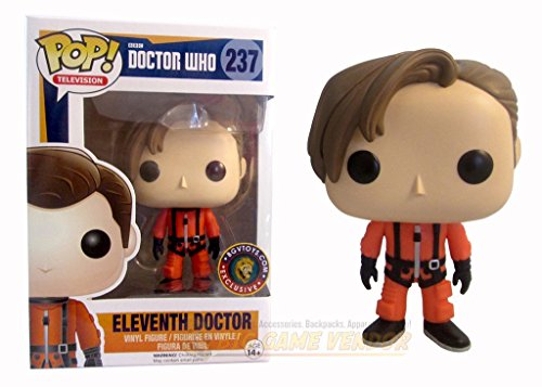 Figura Pop! Doctor Who 10th Doctor Orange Spacesuit Exclusive
