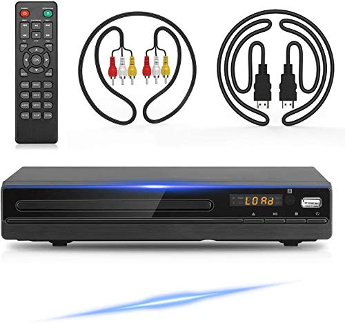 DVD Player with HDMI AV Output, ...