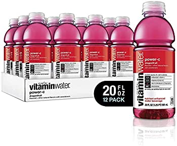 12-Pack Vitaminwater Electrolyte Enhanced Water with Vitamins
