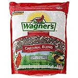 sunflower wild bird seed - Wagner's 62032 Cardinal Blend Wild Bird Food, 6-Pound Bag