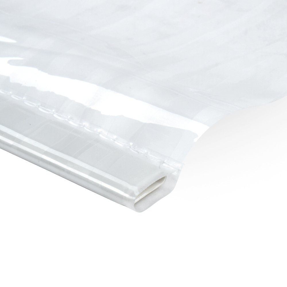 Aquamarin – Cortina transparente enrollable para la ducha – 140 x ...