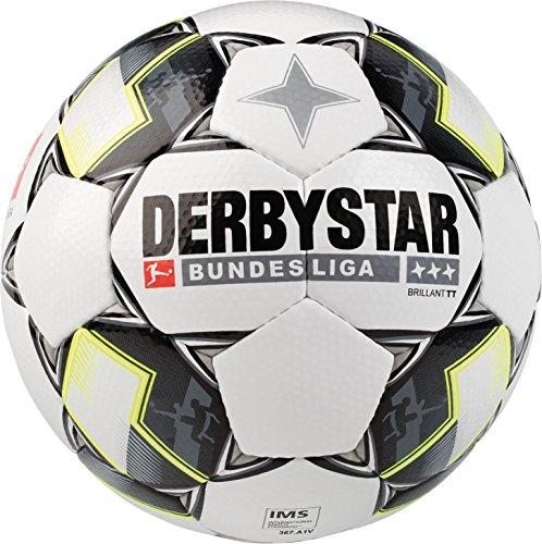Derbystar Bundesliga Brillant TT HS, 5, weiß schwarz gelb, 1850500125
