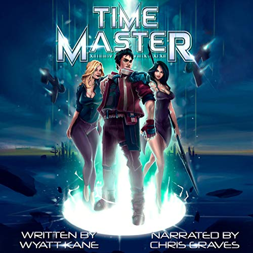 Time Master  By  cover art
