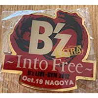 ピンバッジ LIVE GYM 2012 Into Free EXTRA NAGOYA 名古屋 B'z グッズ
