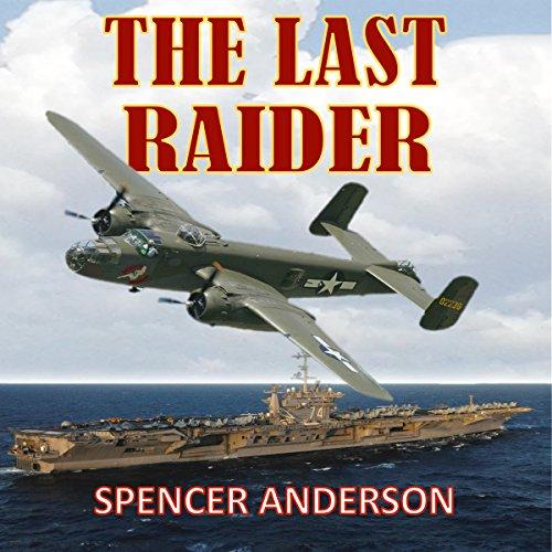 The Last Raider audiobook cover art