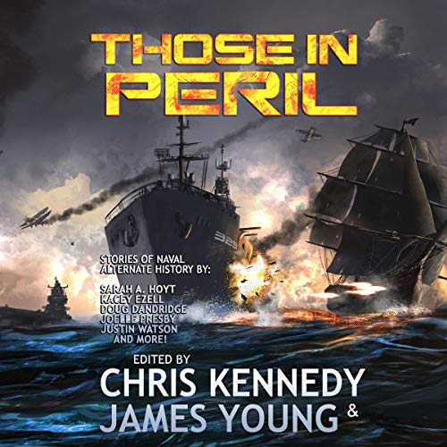Couverture de Those in Peril