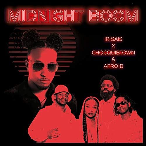 Ir Sais, ChocQuibTown & Afro B