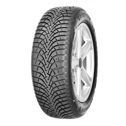 Goodyear Ultra Grip 9 XL M+S - 195/65R15 95T - Winterreifen