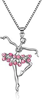 Best ballerina necklace for child Reviews
