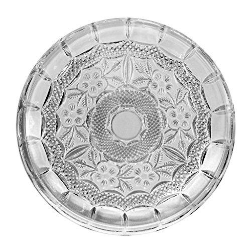 Tortenplatte Tortenteller Kuchenplatte Bern Transparent D 31 cm Kristallglas