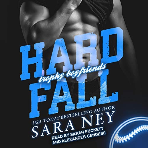 Hard Fall Audiobook By Sara Ney cover art