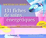131 fiches de soins énergétiques (1CD audio) de Luc Bodin