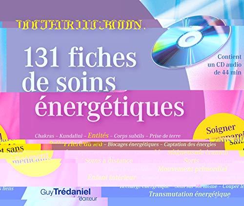 Coffret 131 fiches de soins energetiques (Coffrets)