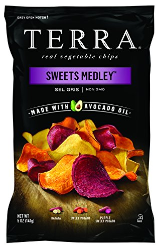 TERRA Chips, Sweets Medley