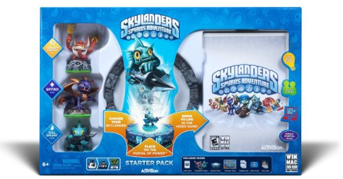 Skylanders Spyro's Adventure Starter Pack - PC