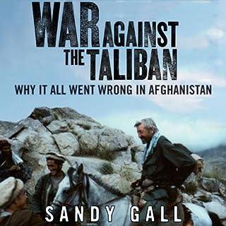 War Against the Taliban cover art