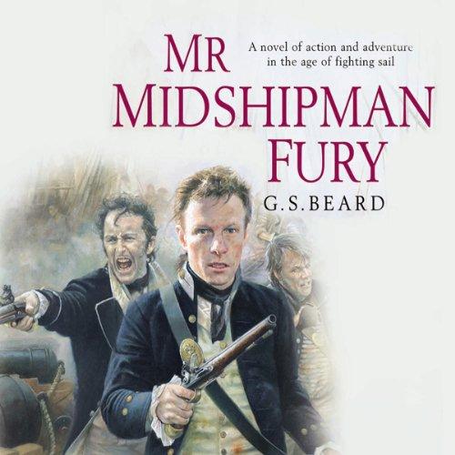 Mr Midshipman Fury cover art