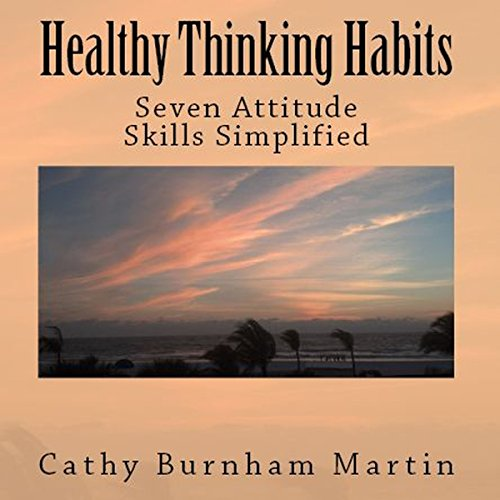 Healthy Thinking Habits audiobook cover art