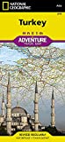 Turkey (National Geographic Adventure Map (3018))