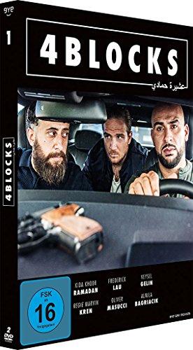 4 Blocks - Staffel 1 - [DVD]