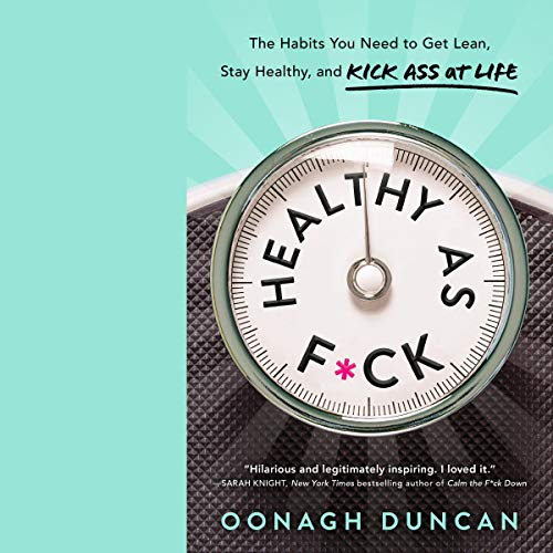 Healthy as F*ck audiobook cover art