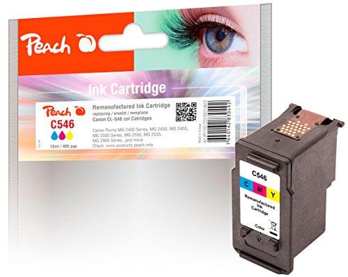 Peach Druckkopf color kompatibel zu Canon CL-546