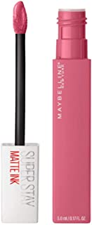 Maybelline New York - Superstay Matte Ink Pintalabios Mate de Larga Duración Tono 125 Inspirer