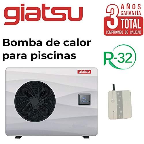 Giatsu Bomba de Calor para Piscinas Lion GIA-SWP-O-160LIO Tipo. Potencia 16 kW.