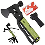 COTTEOX Multitools Camping Accessories gifts for fathers day for Dad Boyfriend,...