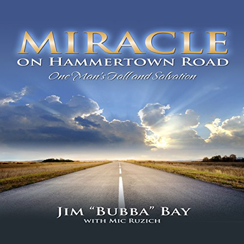 Miracle on Hammertown Road audiobook cover art
