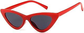 YU-HELLO - YU-HELLO _Cat Eye Kids Gafas de sol de la marca de moda para niños gafas de sol anti-uv bebé sombreado sol niña niño gafas de sol