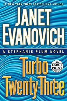 Paperback Turbo Twenty-Three [Large Print] Book