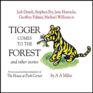 Winnie the Pooh: Tigger Comes to the Forest (Dramatised) cover art