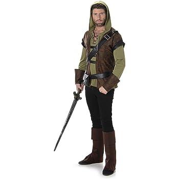 Karnival Costumes Disfraz para Adultos de la película «Robin Hood ...
