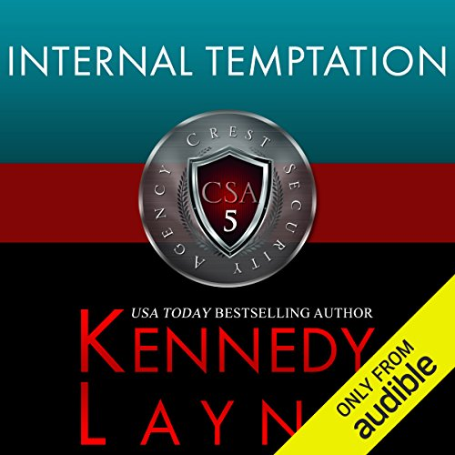 Internal Temptation audiobook cover art