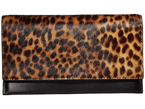 Rebecca Minkoff Wallet Clutch Leopard One Size
