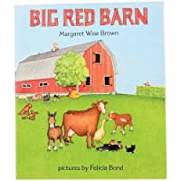 Constructive Playthings HR-79 Children's Classic Library - Big Red Barn 32 Page Hardcover Book [並行輸入品]