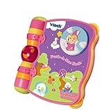 VTech – V.Tech Baby – Peek-A-Boo Book Pink – Mon Livre Enchanté Rose (Version Anglaise)