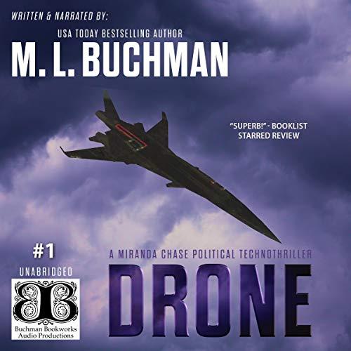Drone cover art