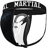 Super Active Sports Sospensorio Martial Uomo Sport con Conchiglia Protettiva   2 Misure Di...