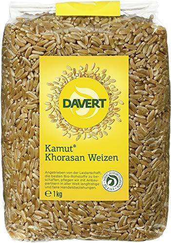Davert Bio KAMUT Khorasan Weizen (6 x 1 kg)