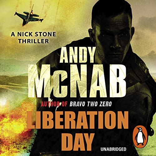 Liberation Day audiobook cover art