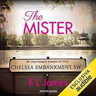 The mister copertina