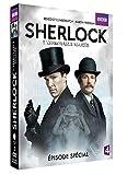 51syrYvWtZL. SL160  - Benedict Cumberbatch s'affiche avec un nouveau partenaire pour Sherlock Saison 4