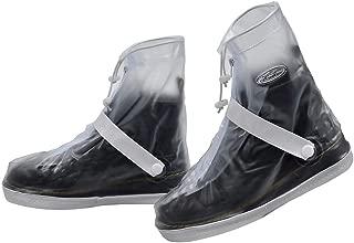 シューズカバー シューズカバー 完全防水 レインブーツ 梅雨対策 通勤通学 自転車用 靴カバー お手入れ簡単 滑り止め 雪 雨 泥避け 携帯 男女兼用 XL