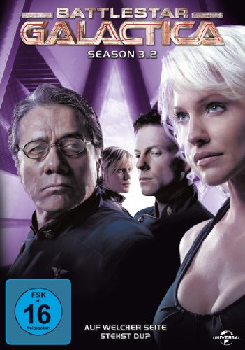 Battlestar Galactica - Season 3.2 [3 DVDs]