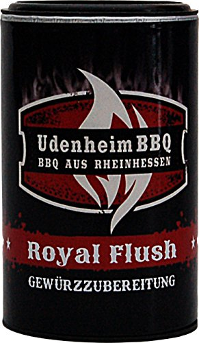 Royal Flush Rub Udenheim BBQ 120gr